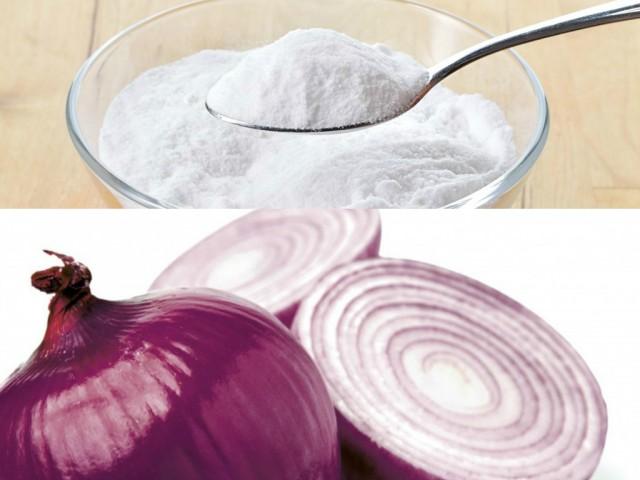 Como eliminar cucarachas con bicarbonato y cebolla