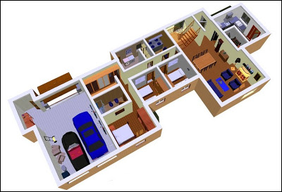 Para qué sirven los planos de una casa