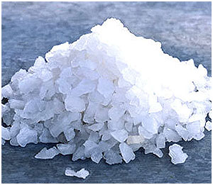 Principales propiedades del cloruro de sodio
