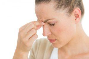 6 métodos para calmar un dolor de cabeza
