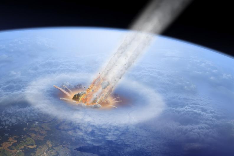 5 catástrofes cósmicas que podrían destruir en un segundo la Tierra