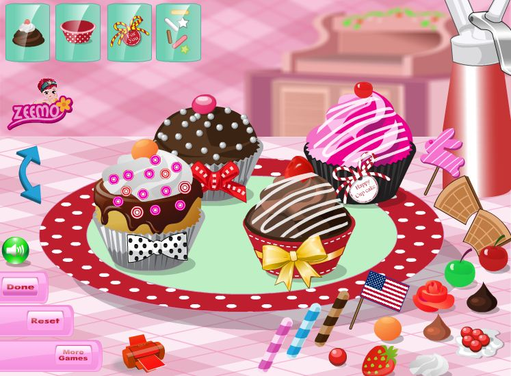 Top 4 de Juegos de cocina para niñas