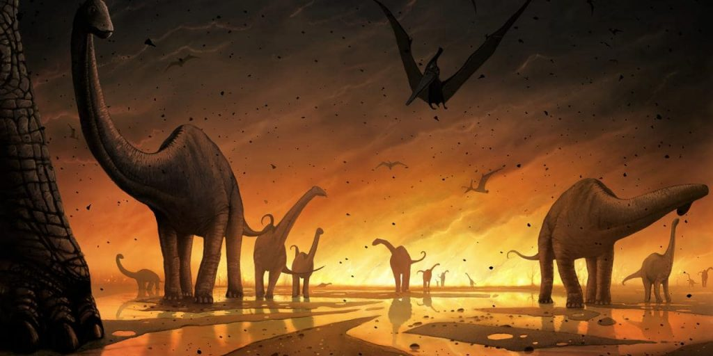 Extinciones Que Han Ocurrido En La Tierra Colaboracion