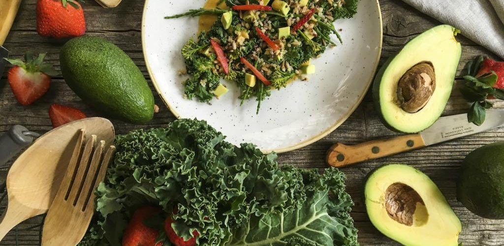El kale y los beneficios que posee para mantenerse en forma