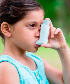 Las graves consecuencias del asma