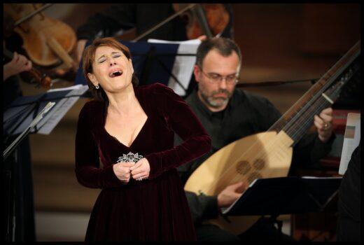 Cantante de Ópera