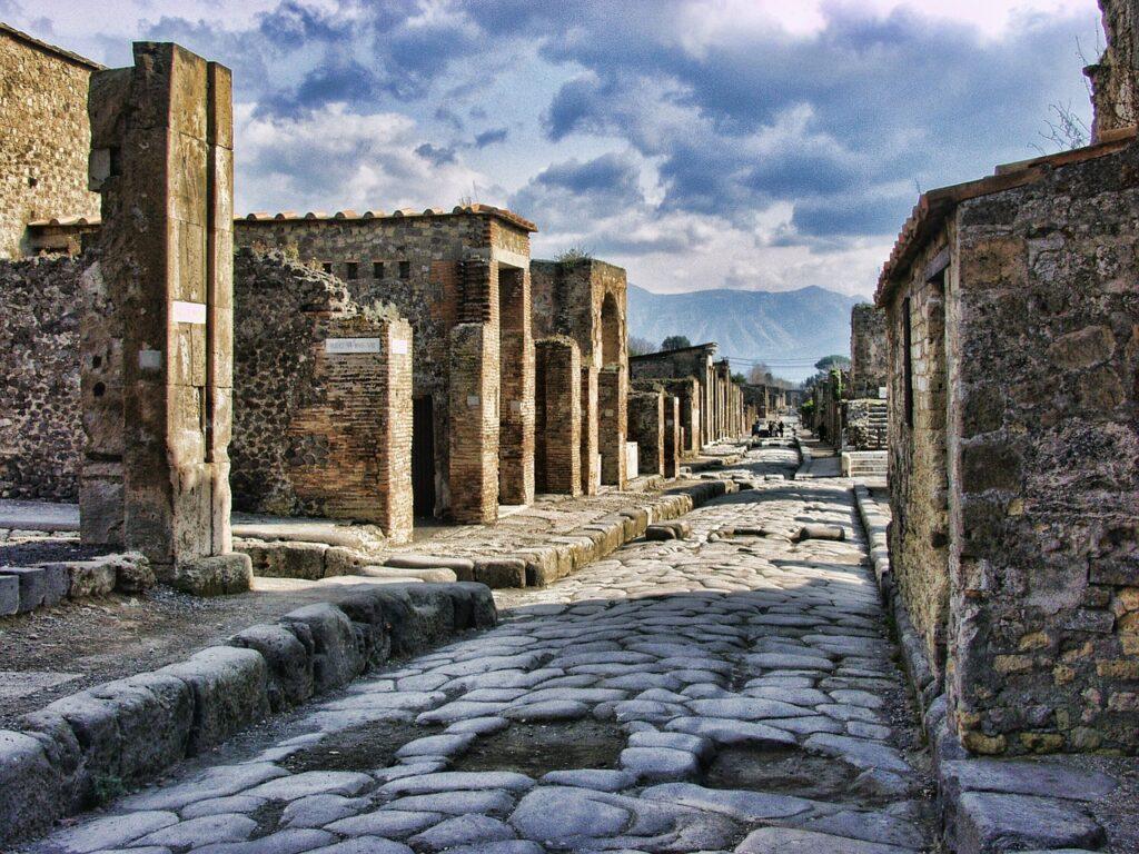 Historia de Pompeya
